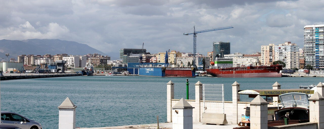 Порт Малага (Puerto de Málaga)