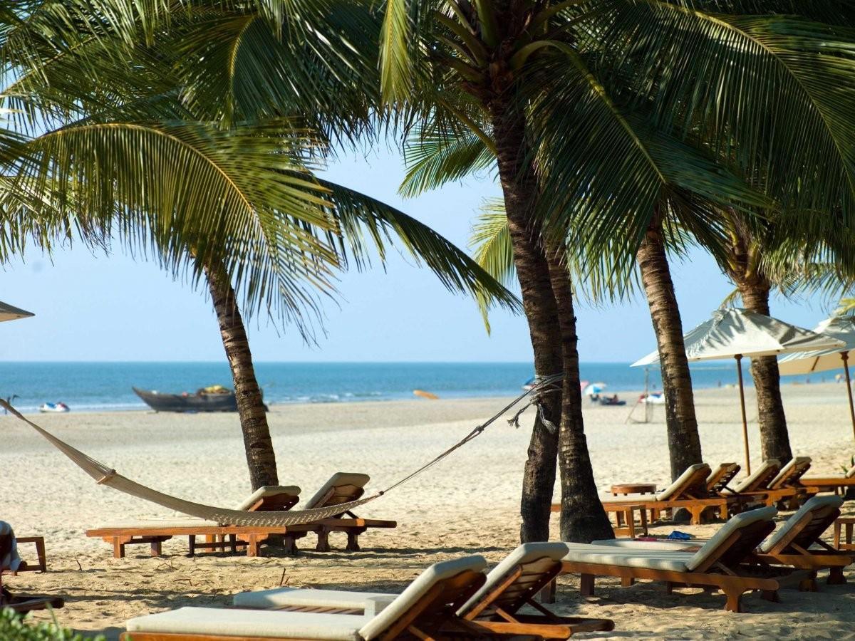 48. Отдохните на одном из великолепных пляжей Гоа, Индия.