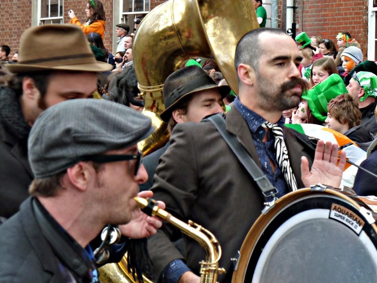 65. Отпразднуйте День святого Патрика в Дублине, Ирландия.
