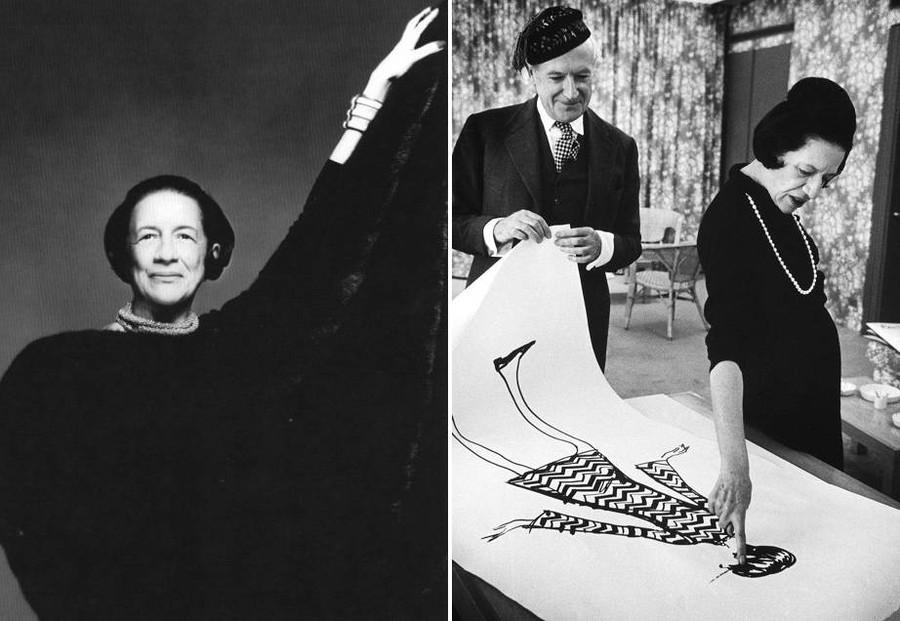 7. Диана Вриланд (1903-1989) Единственная настоящая элегантность — это ум, если он у вас есть, то вс