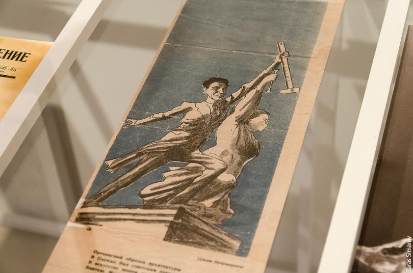 На самой выставке павильон имел огромный успех и вызвал множество восторгов, в том числе и у Пикассо
