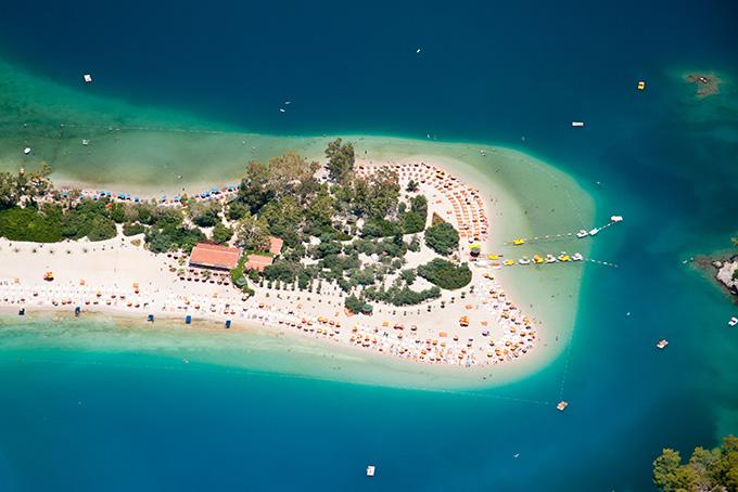 Отдых в Турции: 7 лучших пляжей (6 фото)