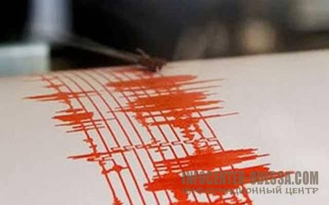 Врайоне Мариуполя случилось землетрясение магнитудой 4,8
