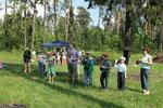 Акции Весенний день добра и Чистый лес в Ивантеевском благочинии