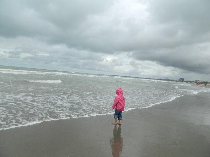 Непогода на пляже Анапы