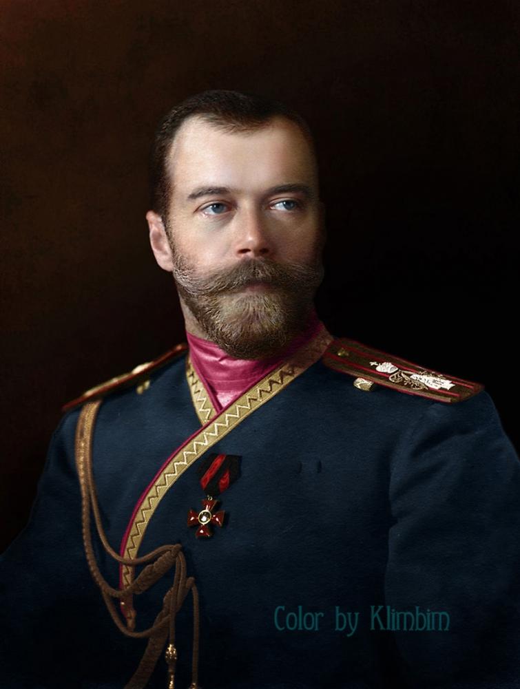Россия в цвете: старинные раскрашенные фотографии