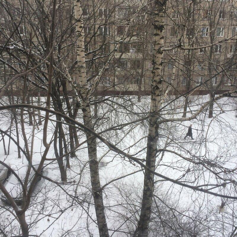 Последний день в Москве этого года