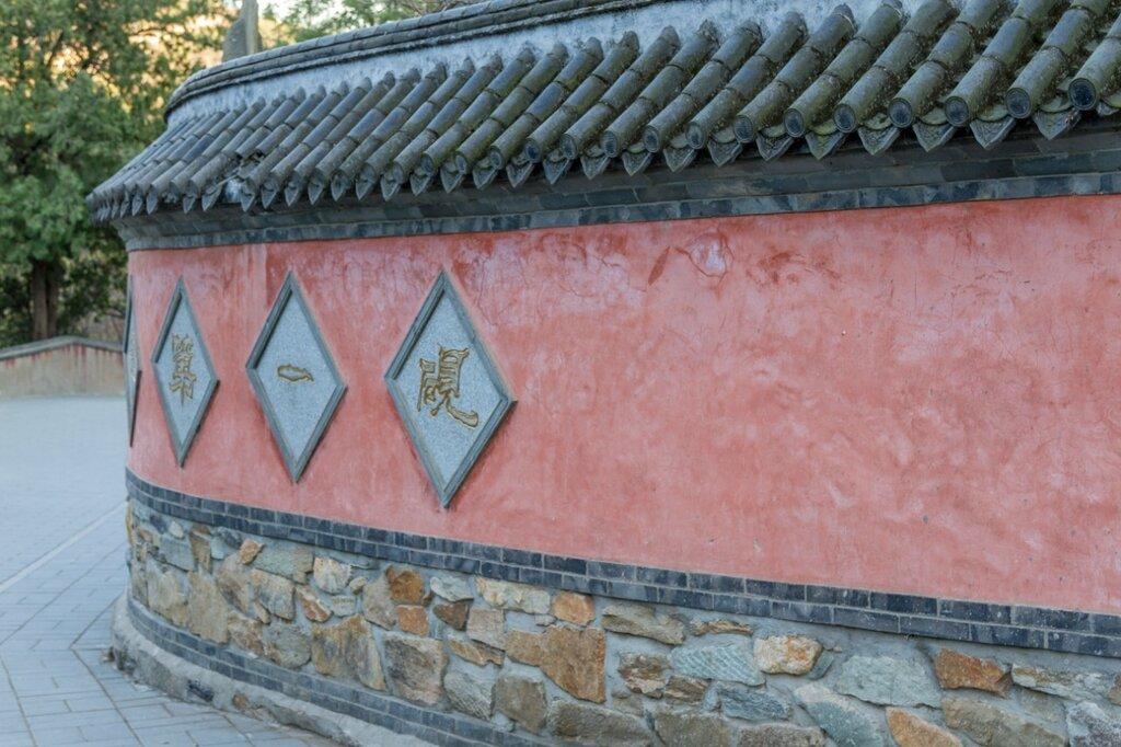 монастырь Саньшань-мяо, Бадачу