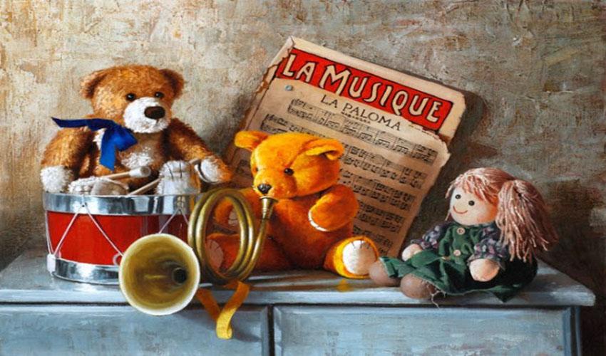 Artist - Dmitri Annenkov