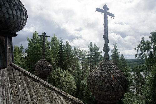 Церковь святого преподобного Александра Свирского на Хижгоре