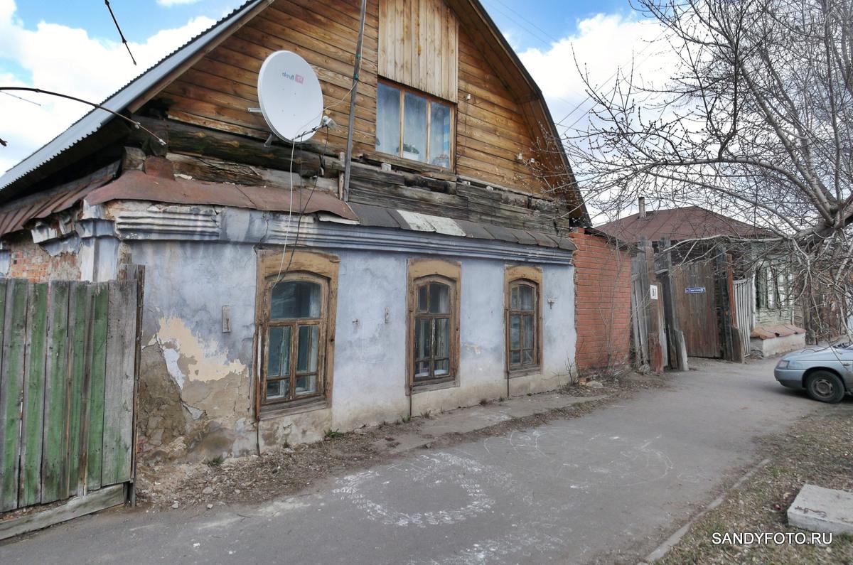 Дом по улице Советская, 87