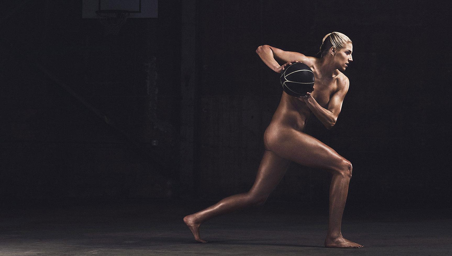 ESPN Magazine The Body Issue 2016 - Elena Delle Donne / Елена Делле Донн - Культ тела журнала ESPN