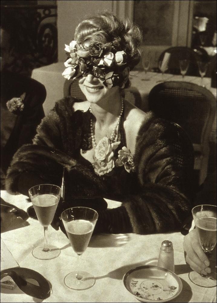 1947.  Бал-маскарад. Ресторан «Пре Кателан»