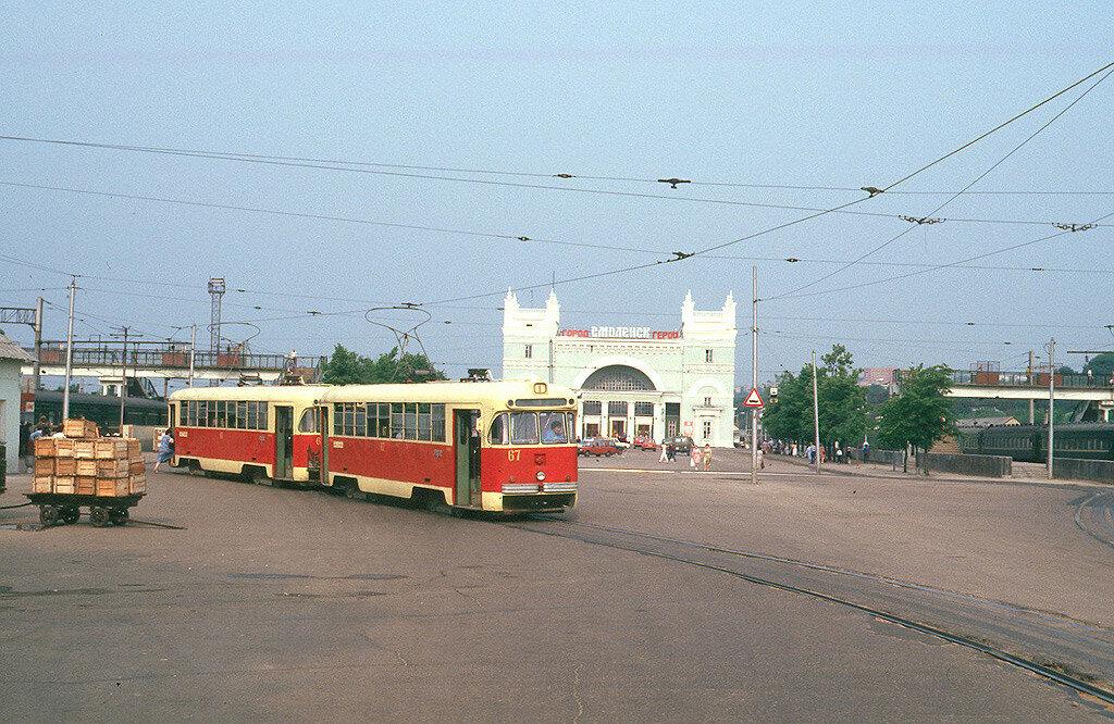 Кольцо у железнодорожного вокзала