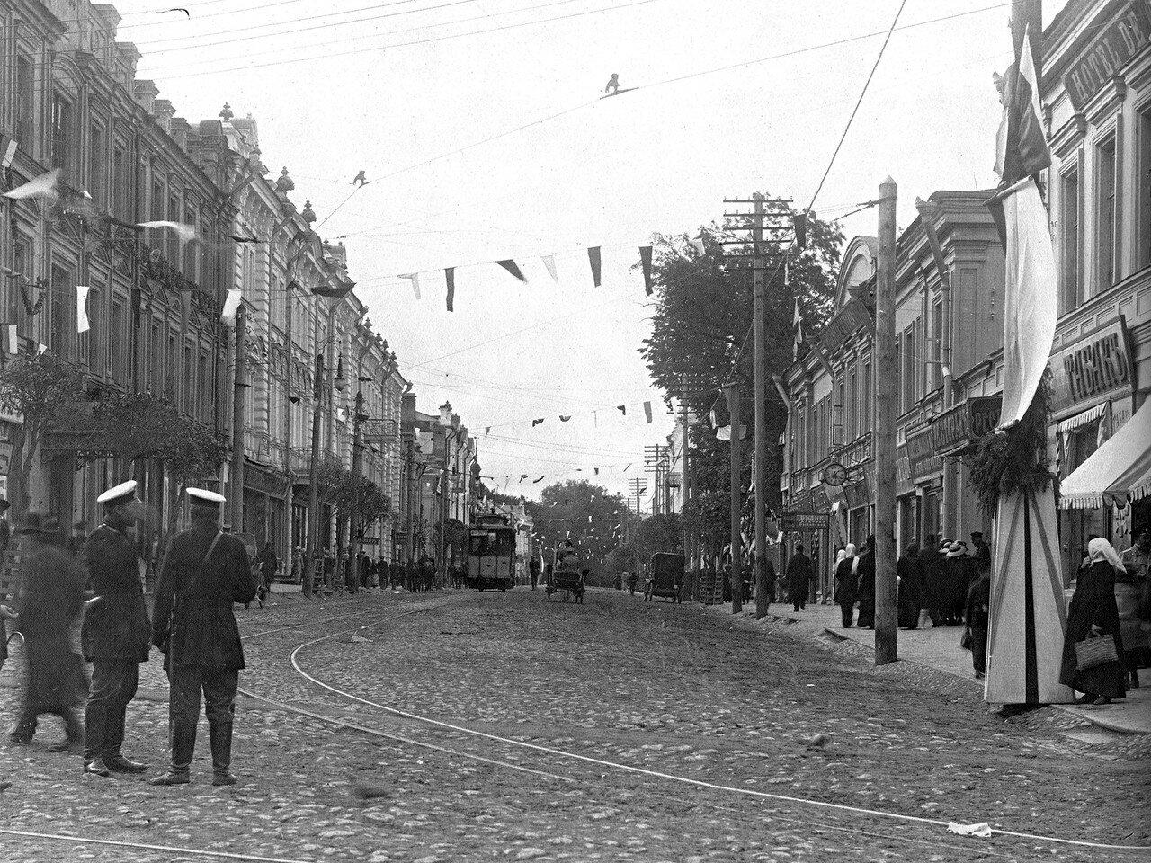 Пушкинская улица. 1912