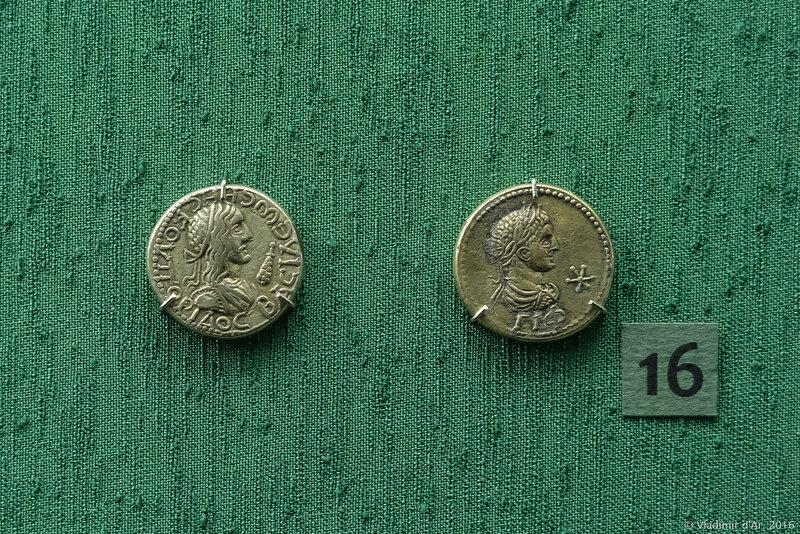 Античная монета - статер