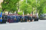 Генеральная репетиция парада Победы 7 мая 2016 года в Астрахани