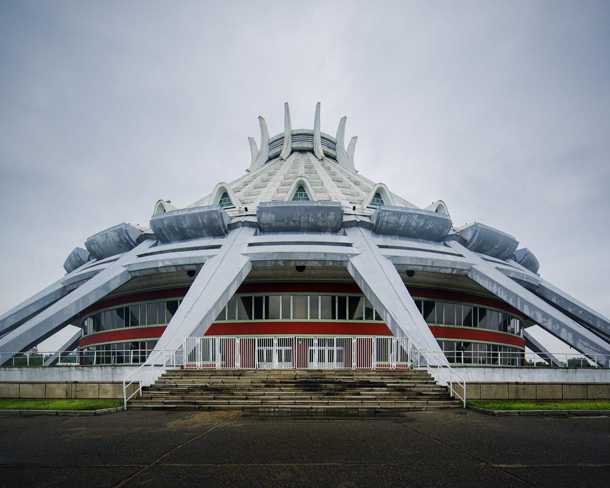 Архитектурный фото-тур из Пхеньяна
