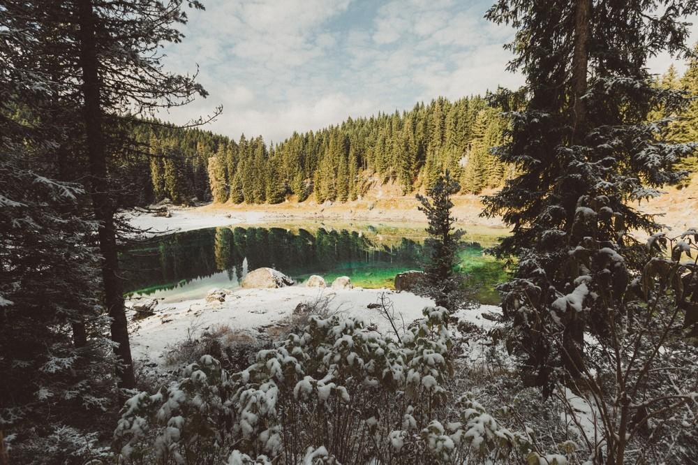 Beautiful landscapes of Carlos Lazarini