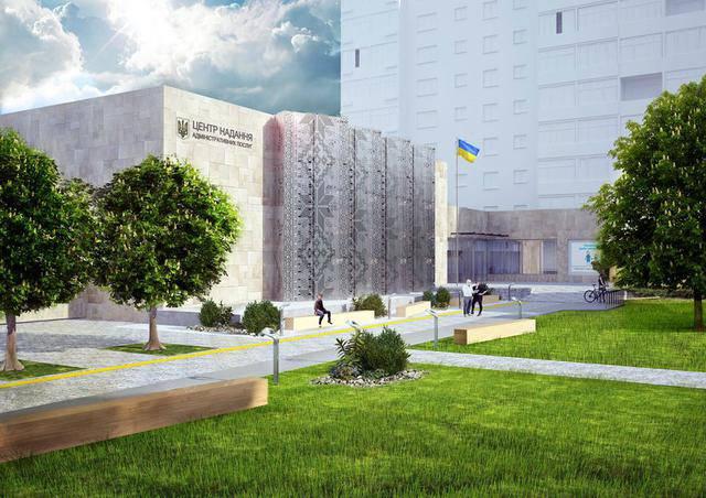 31 августа в Мариуполе откроют первый на востоке Украины центр предоставления админуслуг, - Найем. ФОТОрепортаж