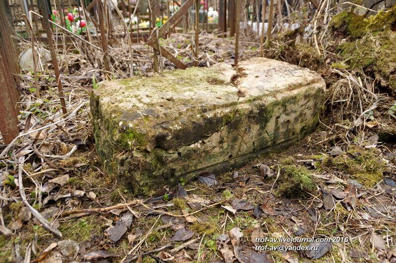 Кубинское кладбище, Кубинка МО