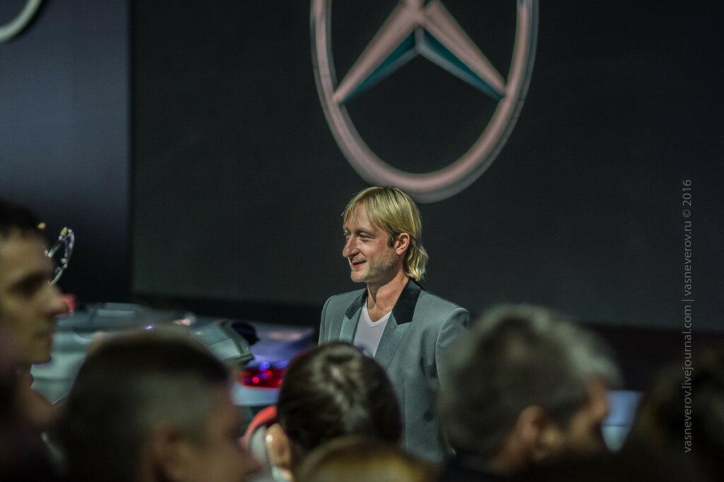 MIAS 2016 московский международный автосалон mercedes benz
