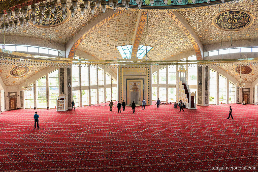 Мечеть Аймани Кадыровой