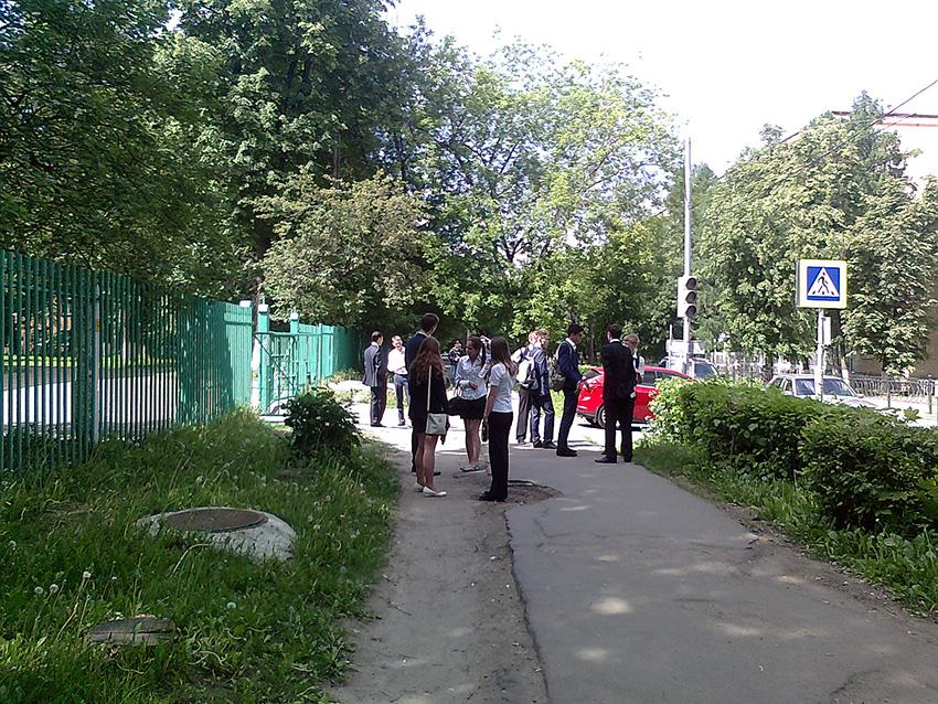 19 школа асфальт до ремонта