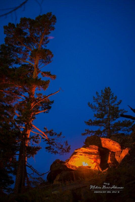 Ночной лагерь