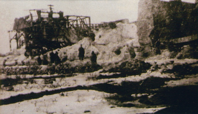Разрушенный суперфосфатный завод в Виннице
