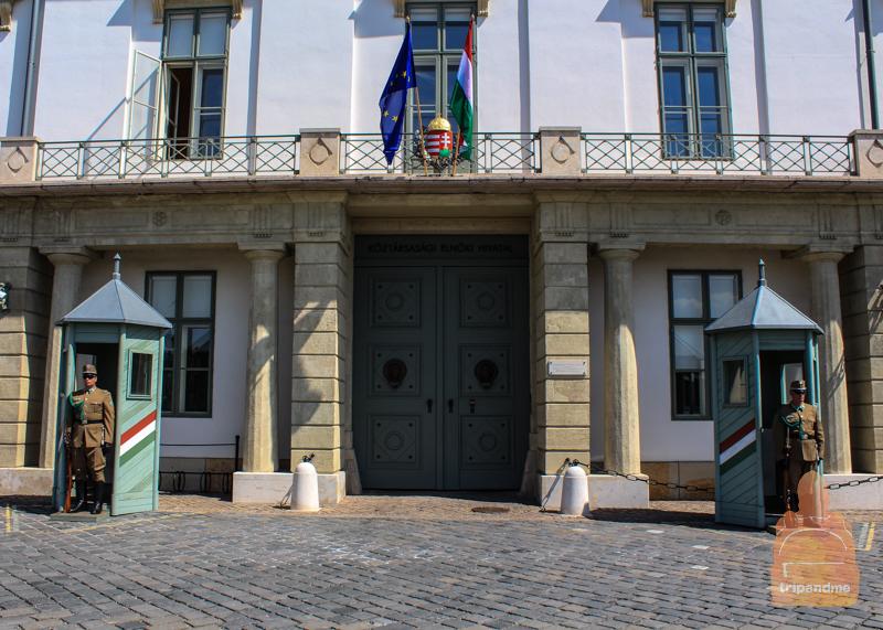 Дворец Шандора в Будапеште