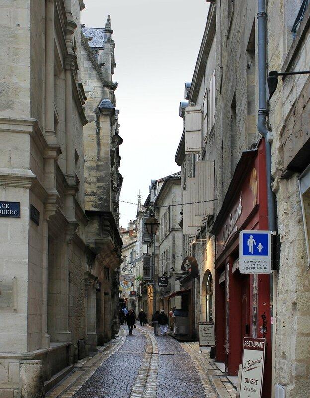 Перигё. Улица Лиможан (Rue Limogeanne)