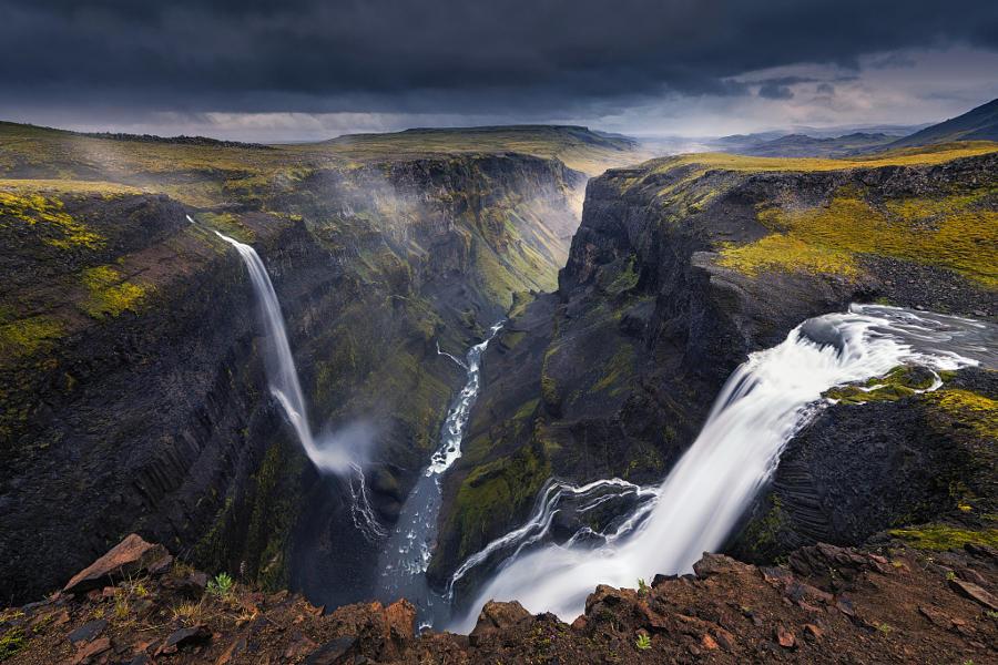 49.Исландия Если вы любитель фототуров, то вам однозначно необходимо посетить Исландию, ведь именно