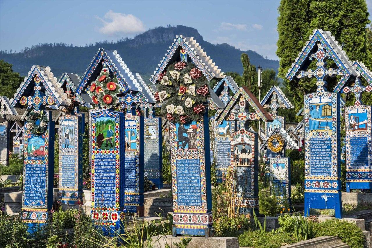 В маленьком селе на севере Румынии, где живут всего 5 тыс. человек, находится одна из самых популярн