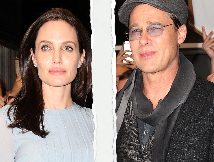 20сентября адвокат Анджелины Джоли заявил,что актриса подала наразвод. Это стало неприятным с