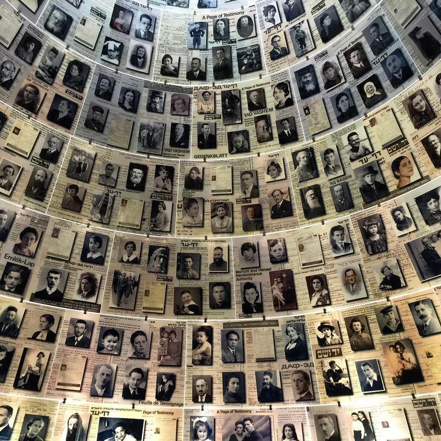 4. Мемориал жертв холокоста Яд Вашем (Иерусалим, Израиль) Мемориальный комплекс истории холокоста ра
