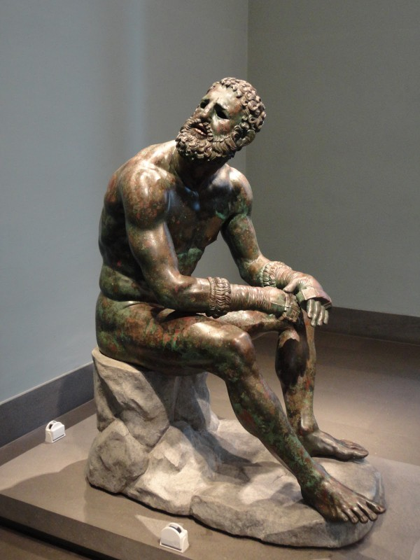 Палаццо Массимо алле Терме (Национальный римский музей) В этом музее неоренессанса, который часто не