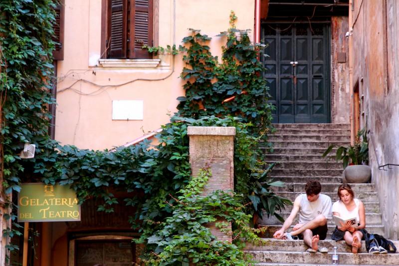 Джелатериа дель Театро Ни в одном городе мира вы не найдете джелато вкуснее, чем в Риме. Но как выбр