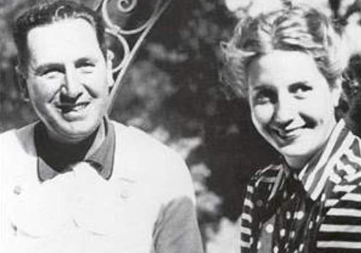 Полковник Перон и Эва Дуарте 1943 год стал переломным и для девушки, и для всей Аргентины: в стране