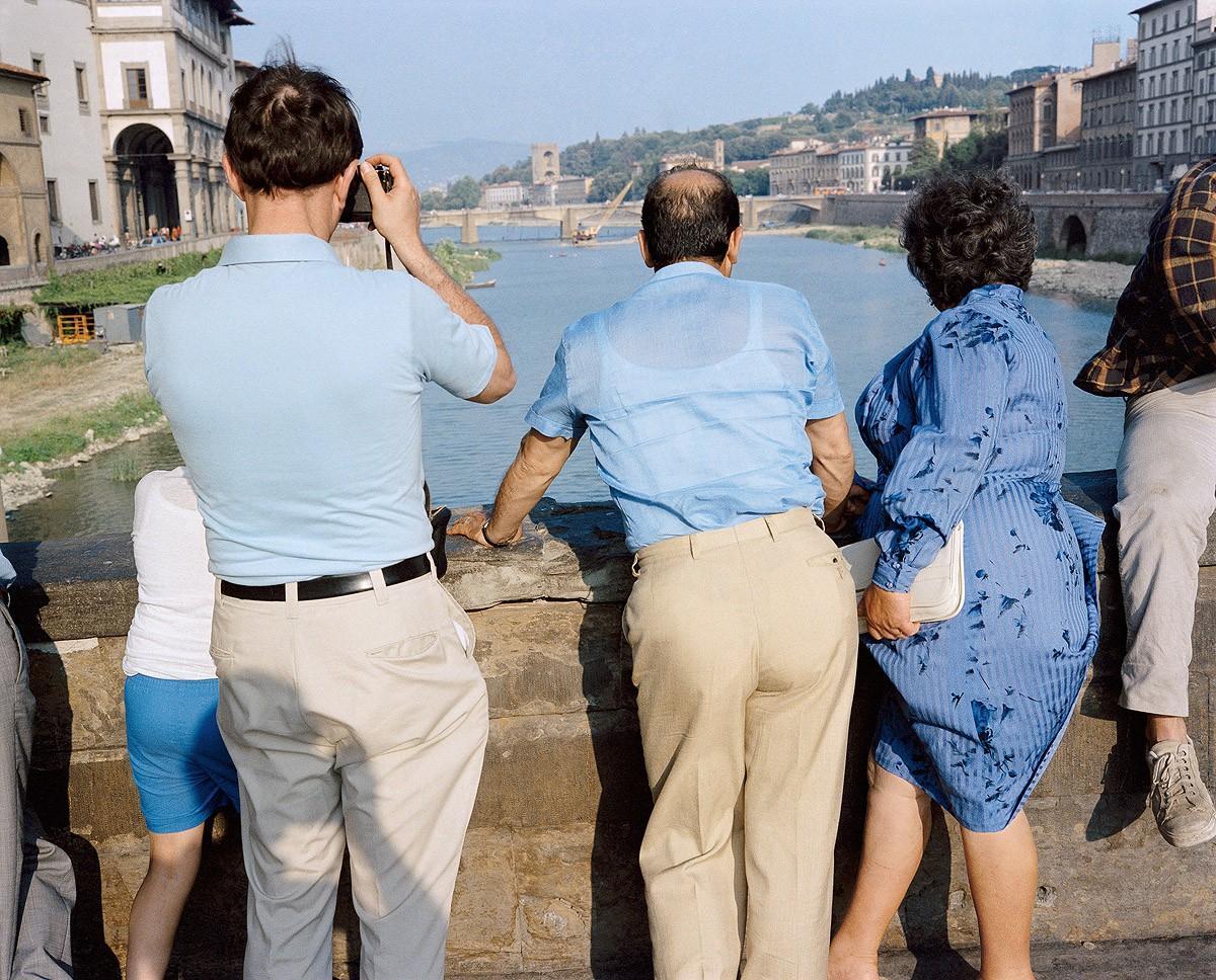 3. Венеция, 1982. (Charles Traub)