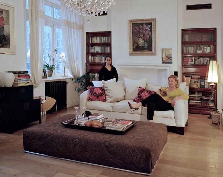 14. Марина Айзенштейн, 47 лет. Родилась в Москве. Разведена, взрослый сын. Участвовала в торгах на б