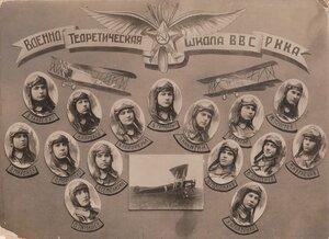 Военно Теоретическая школа ВВС РККА. 1930 г.
