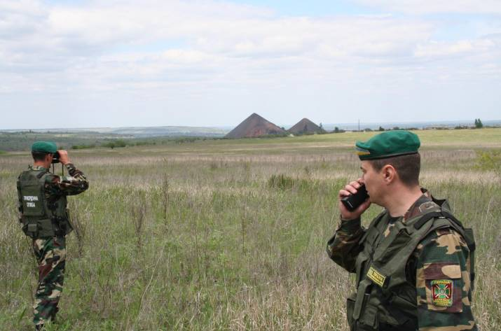 АТО: Боевики обстреляли контрольные посты налинии разграничения