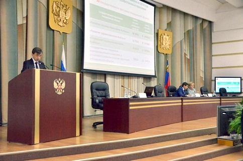 Расходы бюджета Кемеровской области возросли на1,5 млрд руб.
