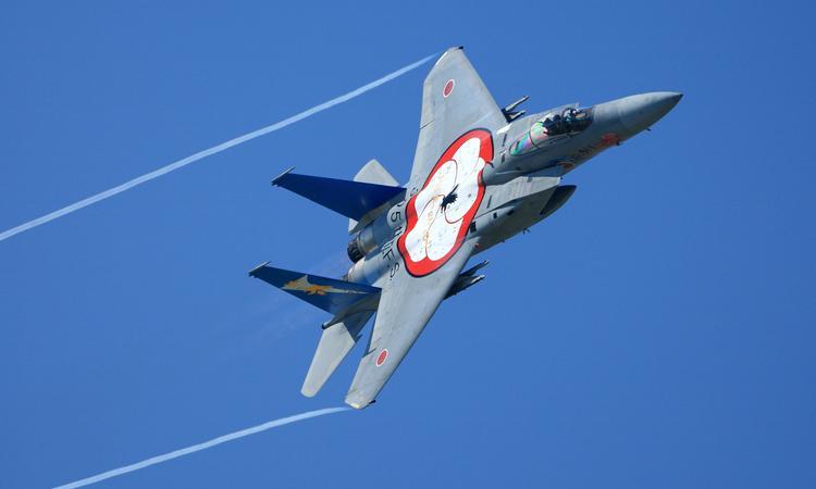Японские самолеты помешали китайским тренироваться над Тихим океаном