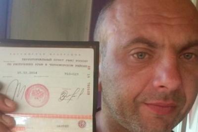 Юрист: «Крымский диверсант» Захтей попросил отнять его русского гражданства