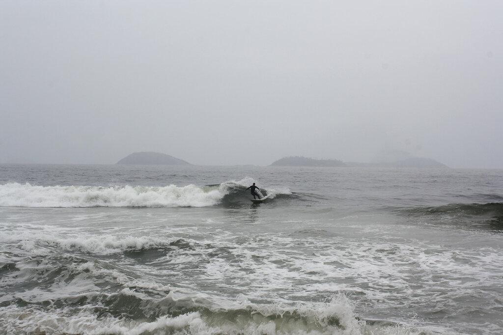 Рио-де-Жанейро пляж Ипанема