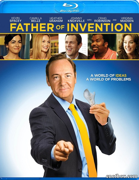 Гениальный папа / Father of Invention (2010/BDRip/HDRip)