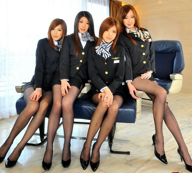 Разв л на секс стюардессу