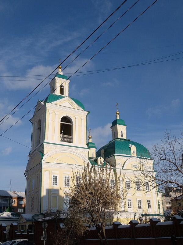 Красноярск - Благовещенский монастырь